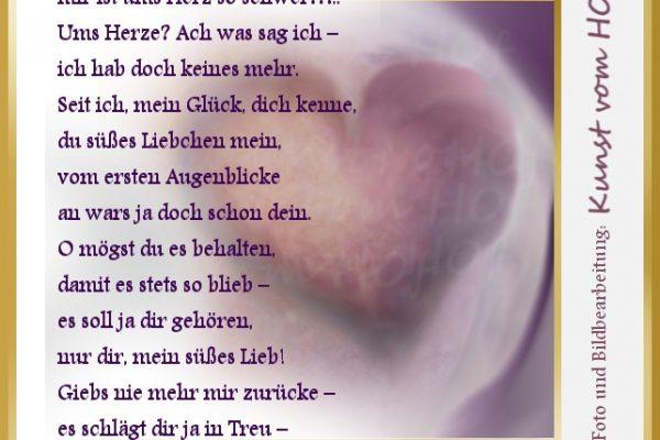 Herzgedicht von Rilke – erstrebenswert?