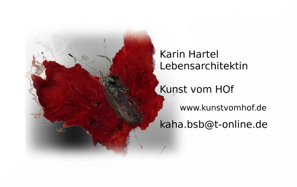 Lebensarchitektin Karin Hartel